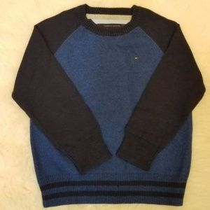 Tommy Hilfiger Crewneck Sweater Kids Sz 2 5 6 7